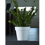 POT SIMPLE 40 CM Blanc (cm. 40 x 35 h) lt. 26