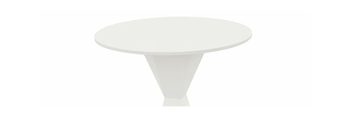 TABLE RONDE VERTEX